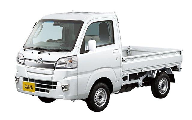 ピクシス トラック